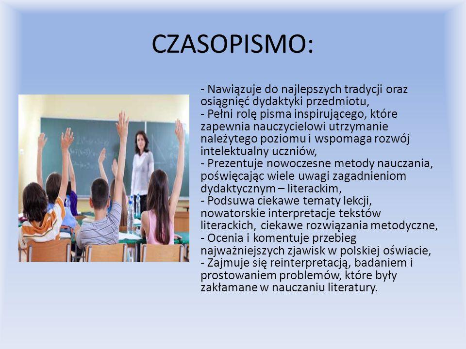 CZASOPISMO: