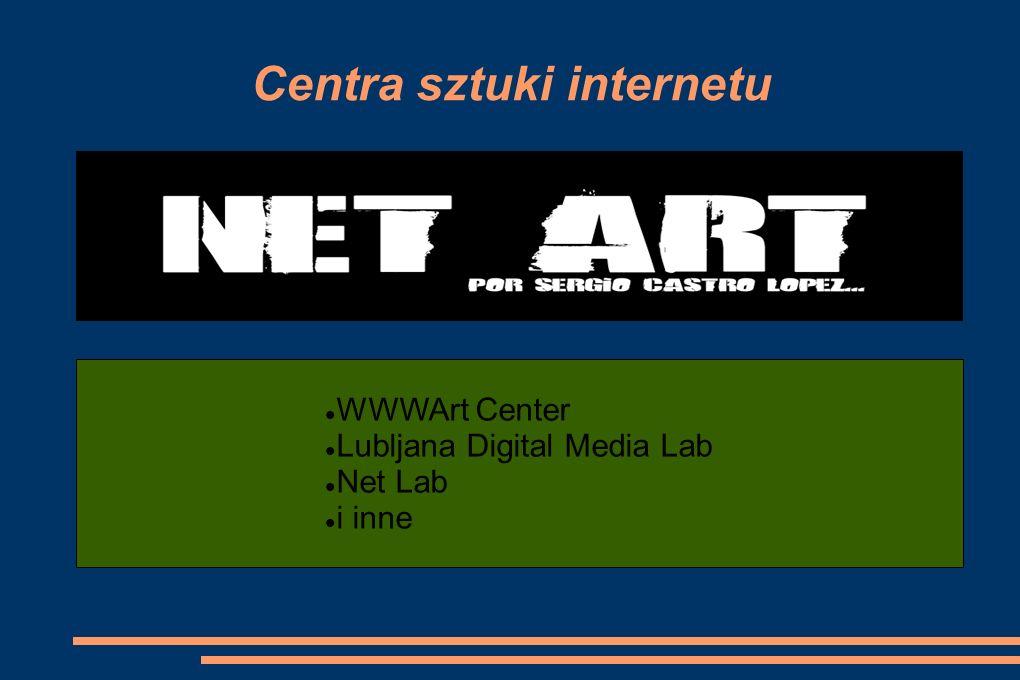 Centra sztuki internetu