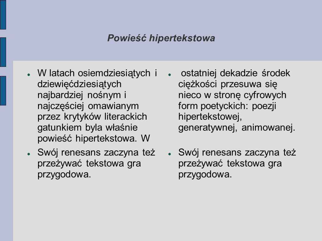 Powieść hipertekstowa
