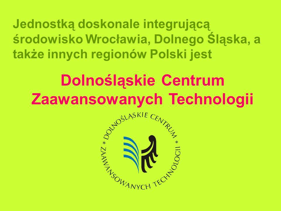 Dolnośląskie Centrum Zaawansowanych Technologii