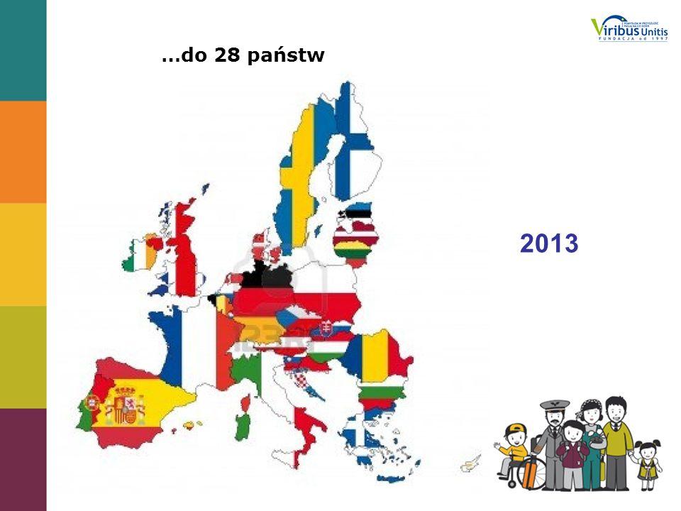 …do 28 państw 2013