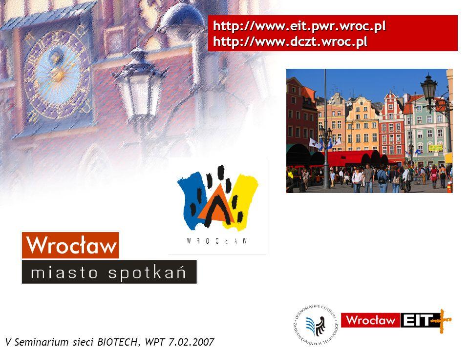 http://www.eit.pwr.wroc.pl http://www.dczt.wroc.pl