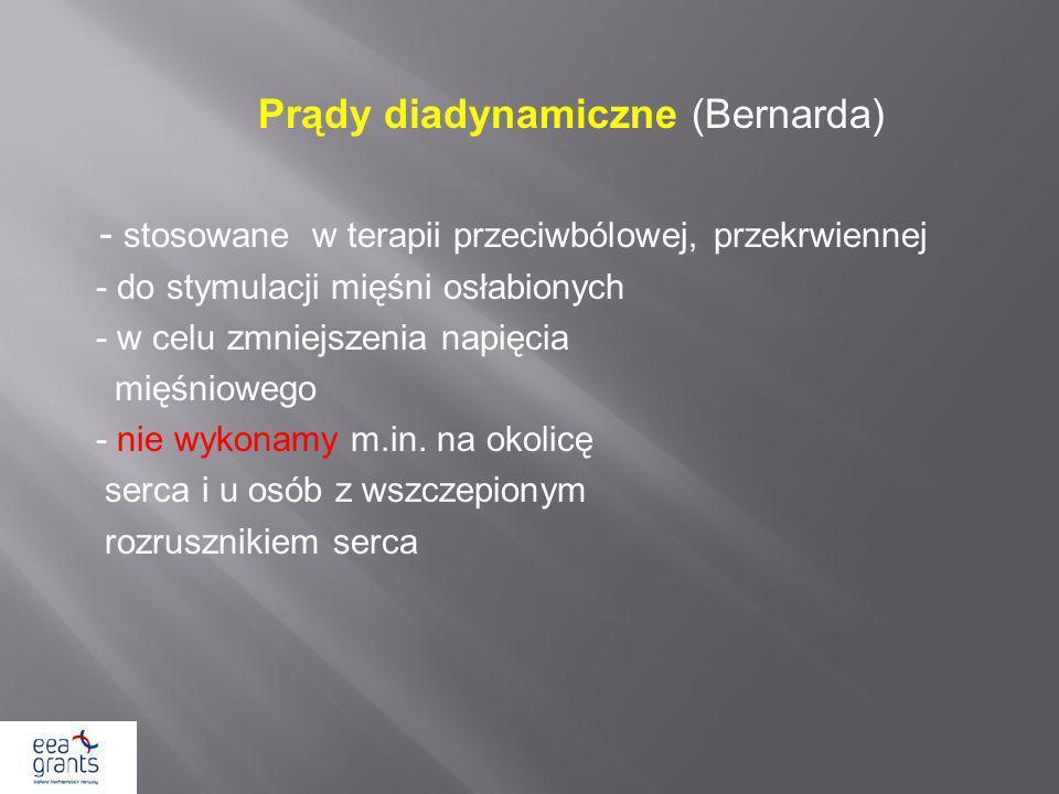 Prądy diadynamiczne (Bernarda)