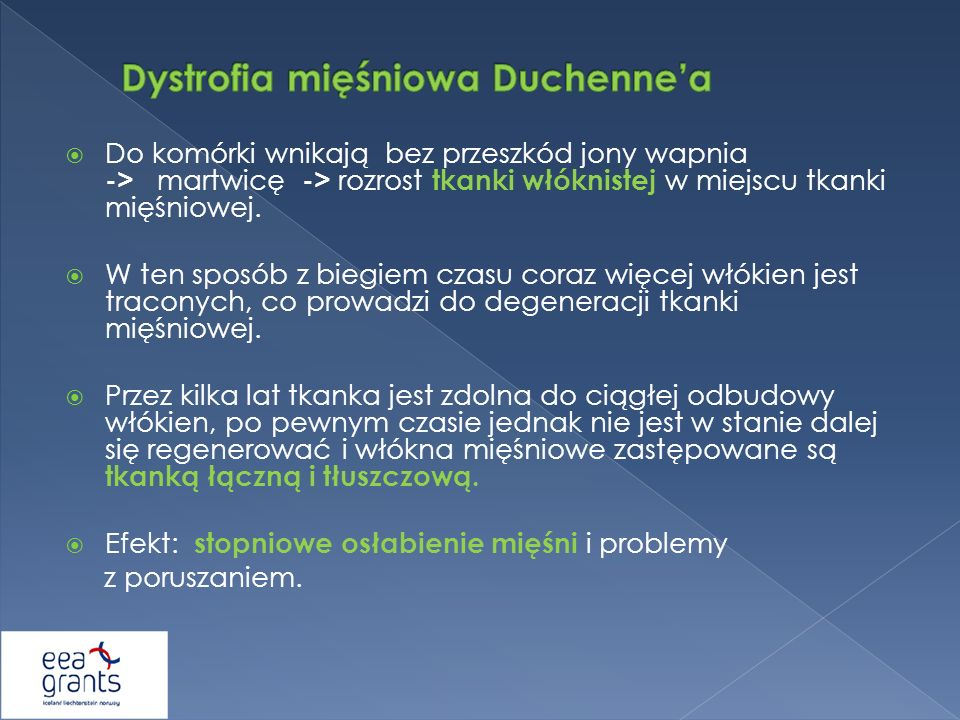 Dystrofia mięśniowa Duchenne'a