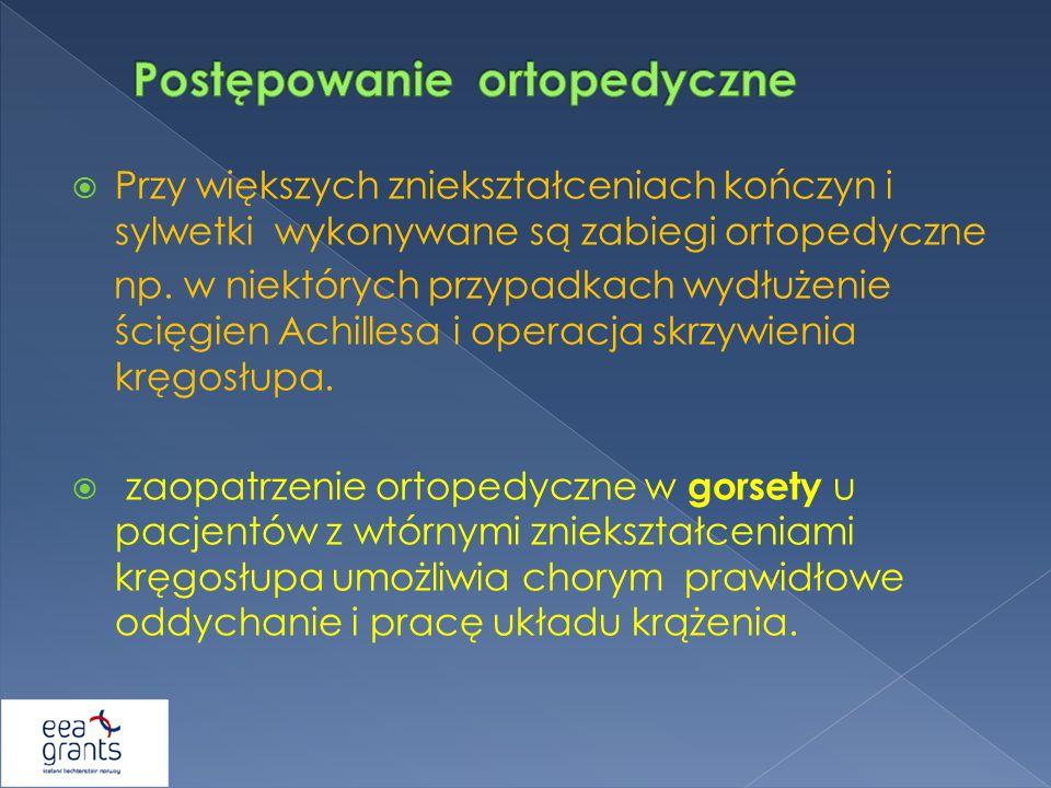 Postępowanie ortopedyczne