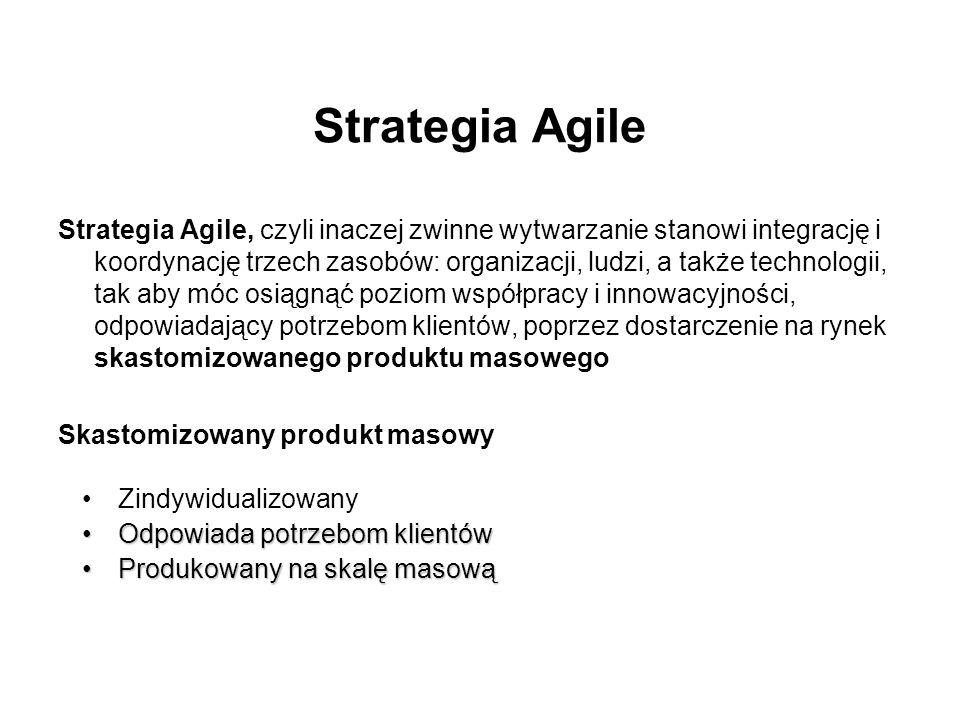 Strategia Agile
