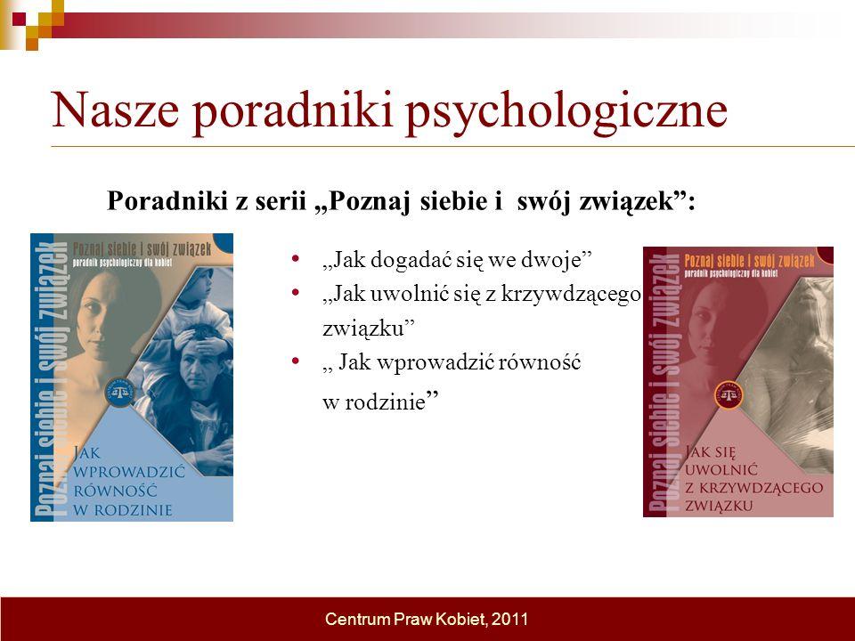 Nasze poradniki psychologiczne