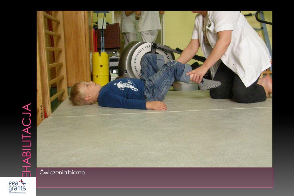 rehabilitacja Ćwiczenia bierne