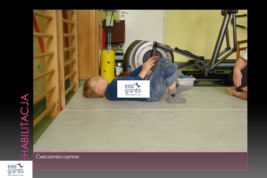 rehabilitacja Ćwiczenia czynne