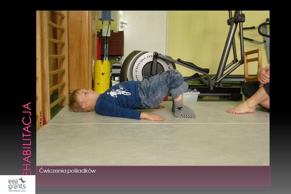 rehabilitacja Ćwiczenia pośladków