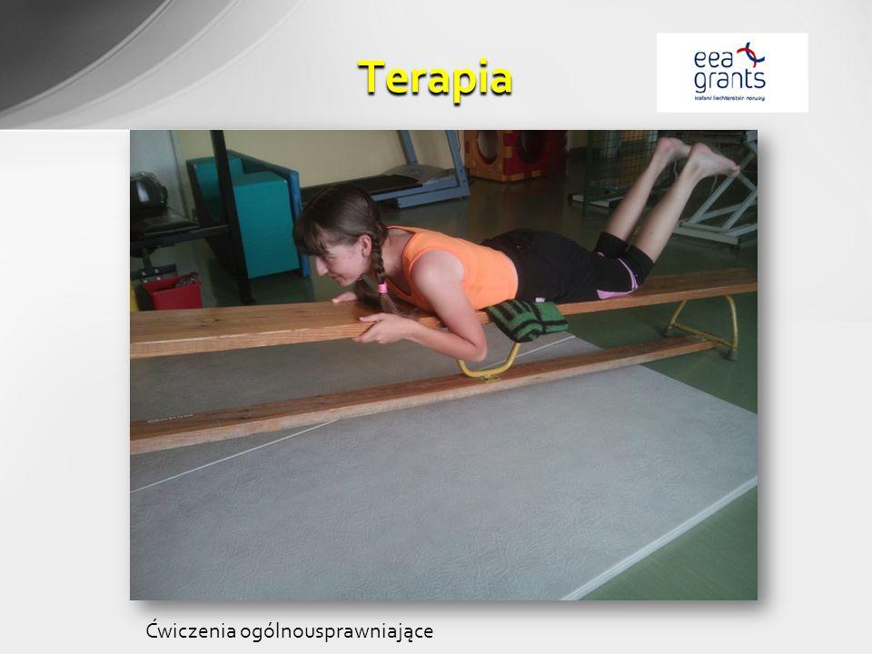 Terapia Ćwiczenia ogólnousprawniające