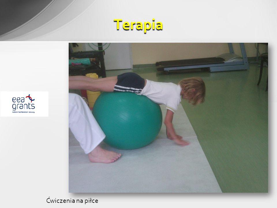 Terapia Ćwiczenia na piłce