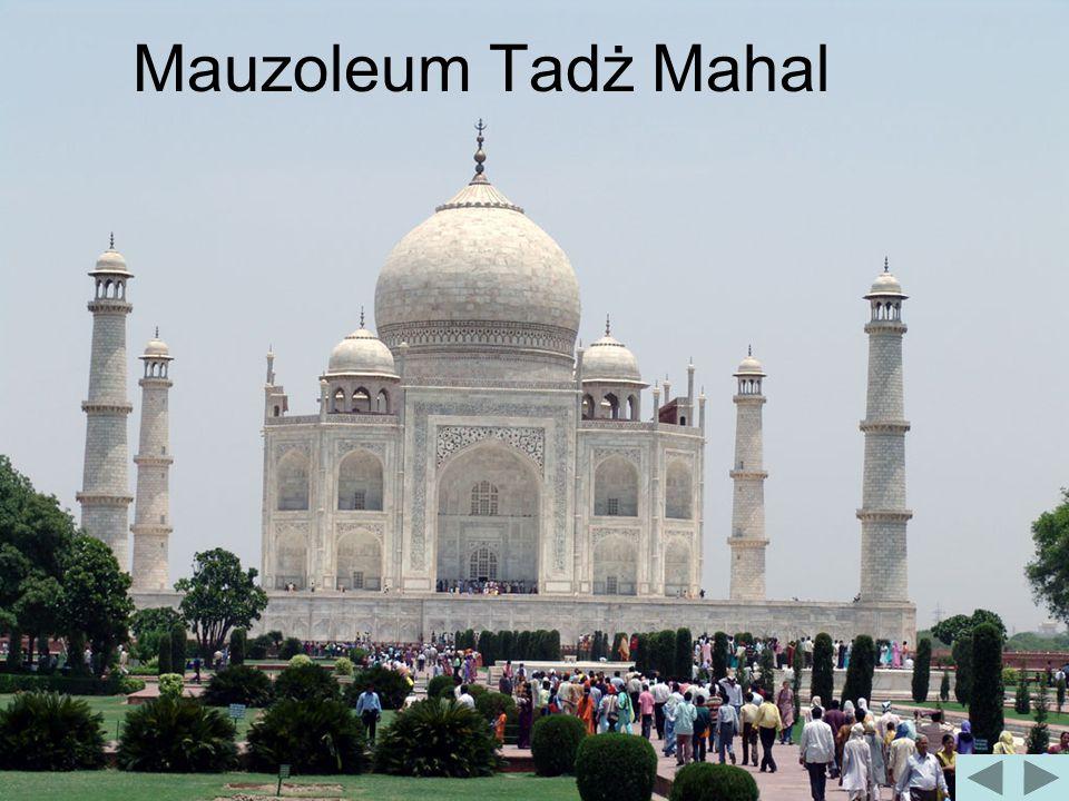 Mauzoleum Tadż Mahal