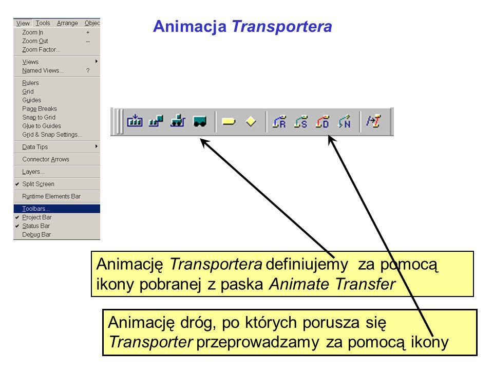 Animacja Transportera