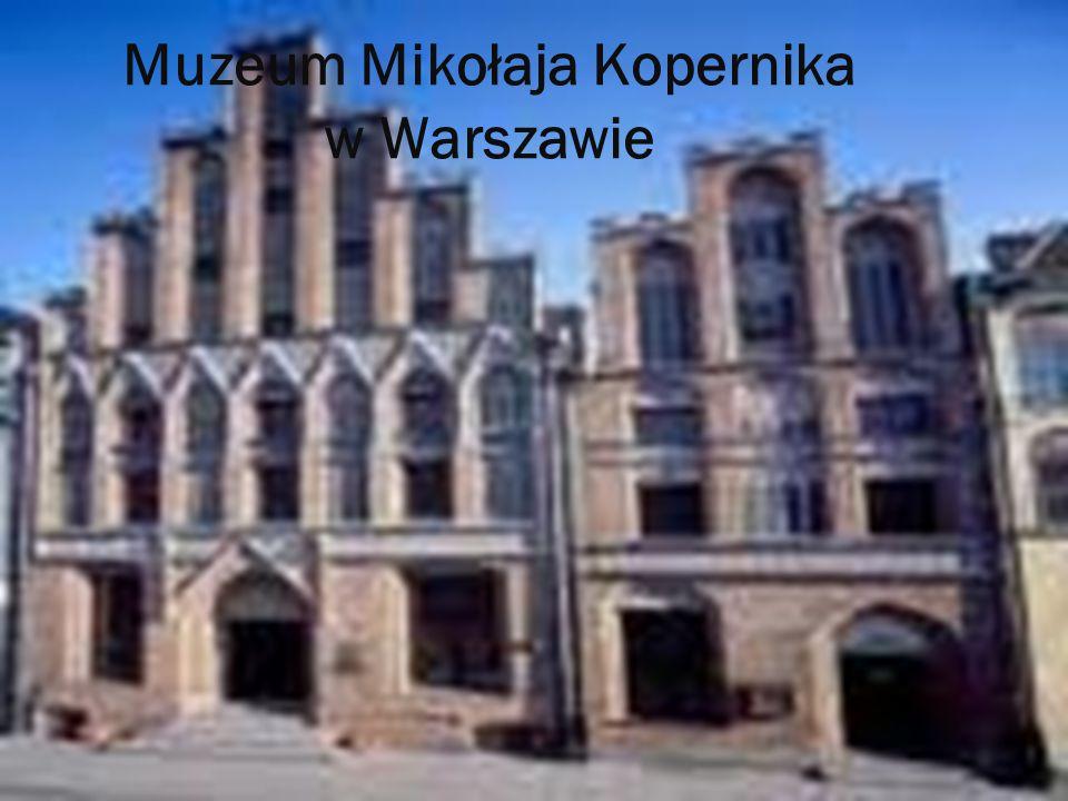 Muzeum Mikołaja Kopernika w Warszawie