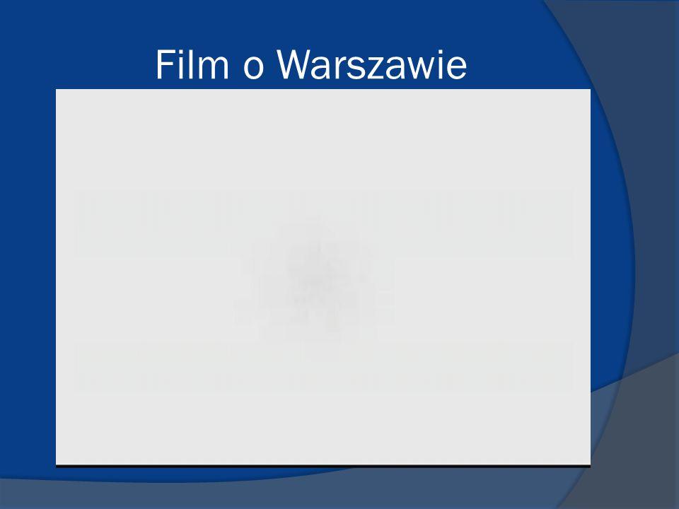 Film o Warszawie