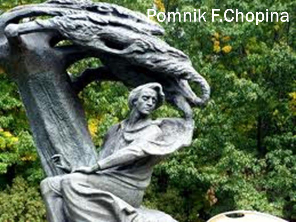 Pomnik F.Chopina