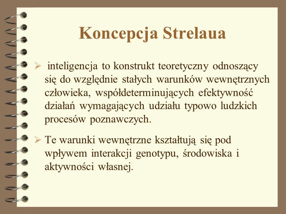 Koncepcja Strelaua