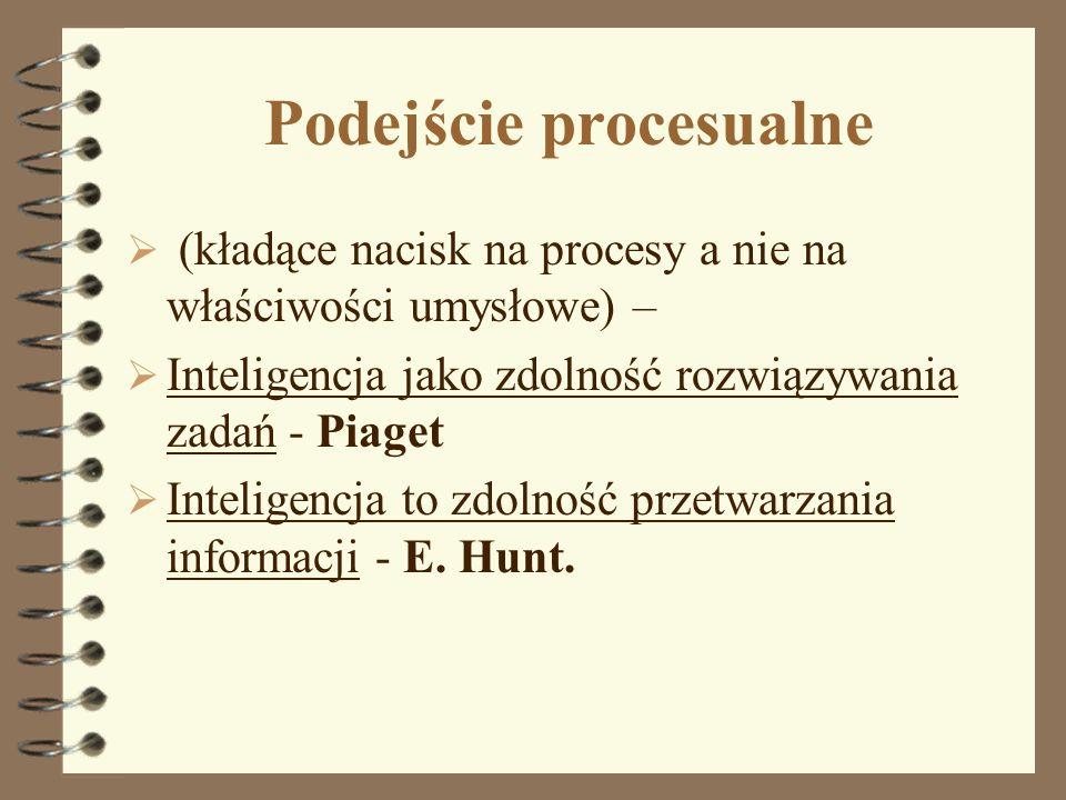 Podejście procesualne