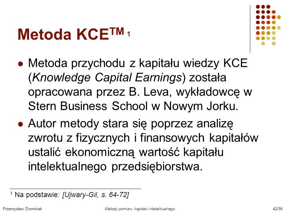 Metoda KCETM 1