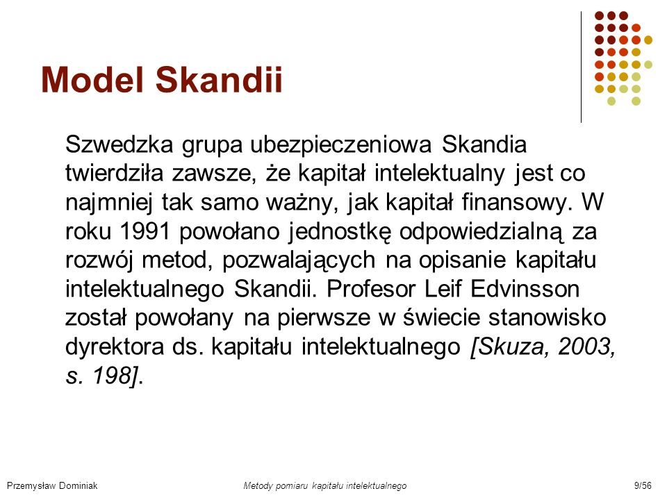 Model Skandii