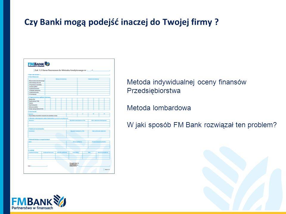 Czy Banki mogą podejść inaczej do Twojej firmy
