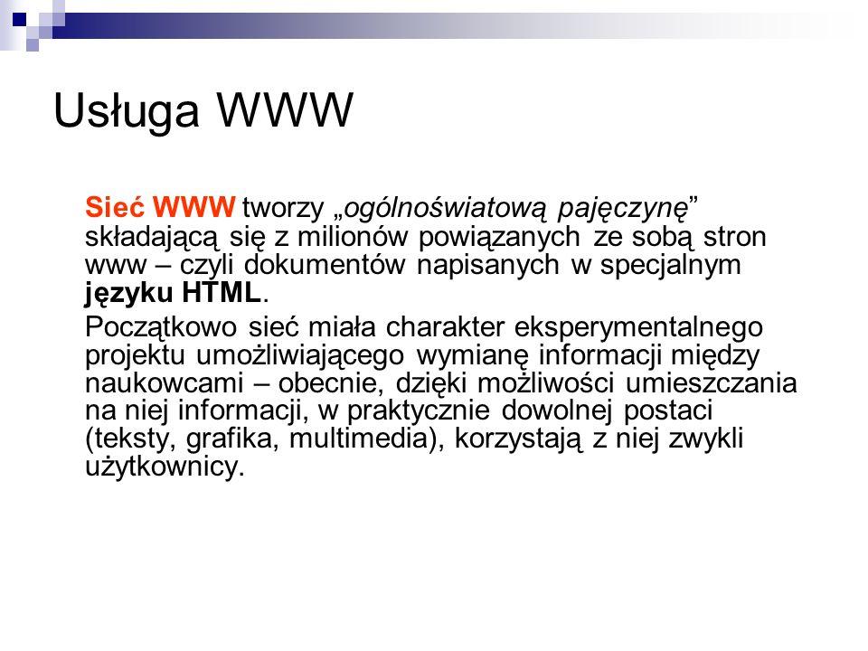 Usługa WWW