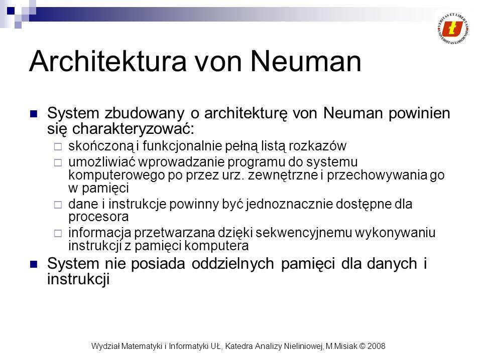 Architektura von Neuman