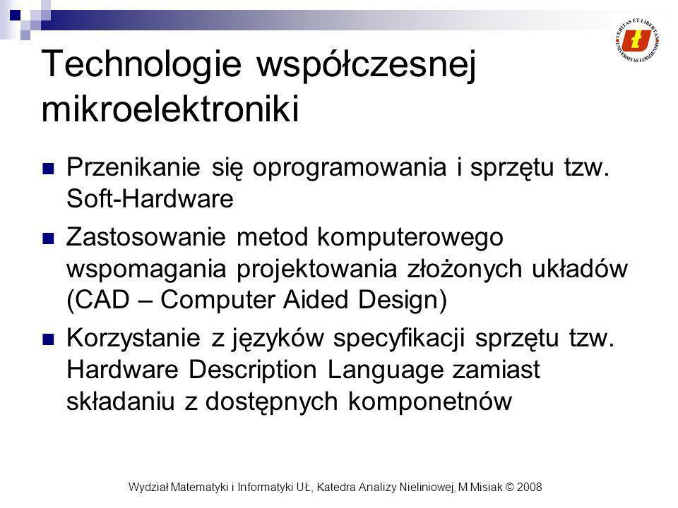 Technologie współczesnej mikroelektroniki