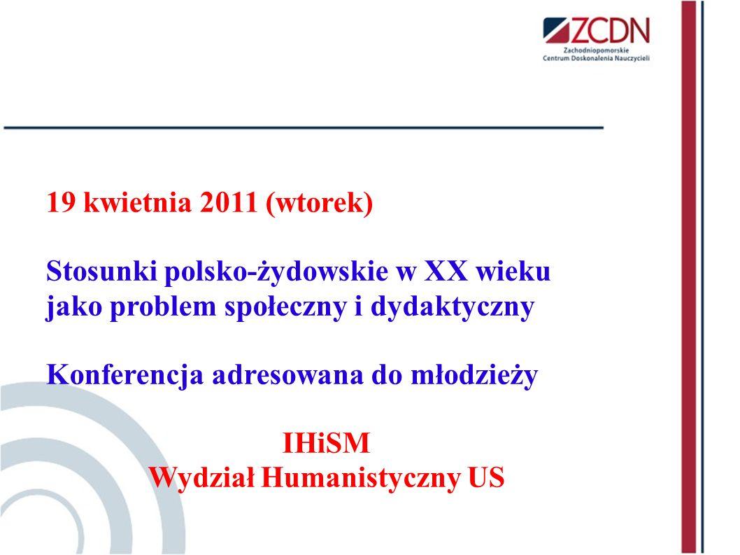 Wydział Humanistyczny US