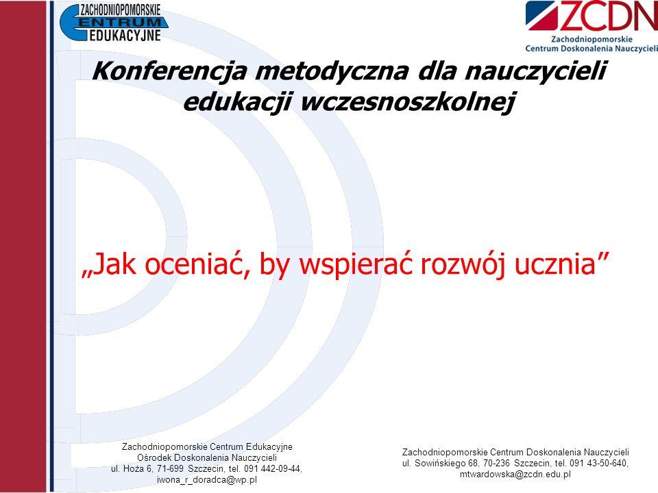 Konferencja metodyczna dla nauczycieli edukacji wczesnoszkolnej
