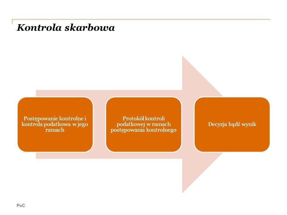 Kontrola skarbowa Postępowanie kontrolne i kontrola podatkowa w jego ramach. Protokół kontroli podatkowej w ramach postępowania kontrolnego.