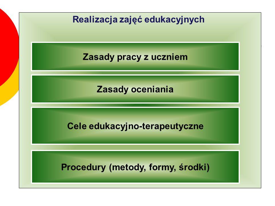Realizacja zajęć edukacyjnych