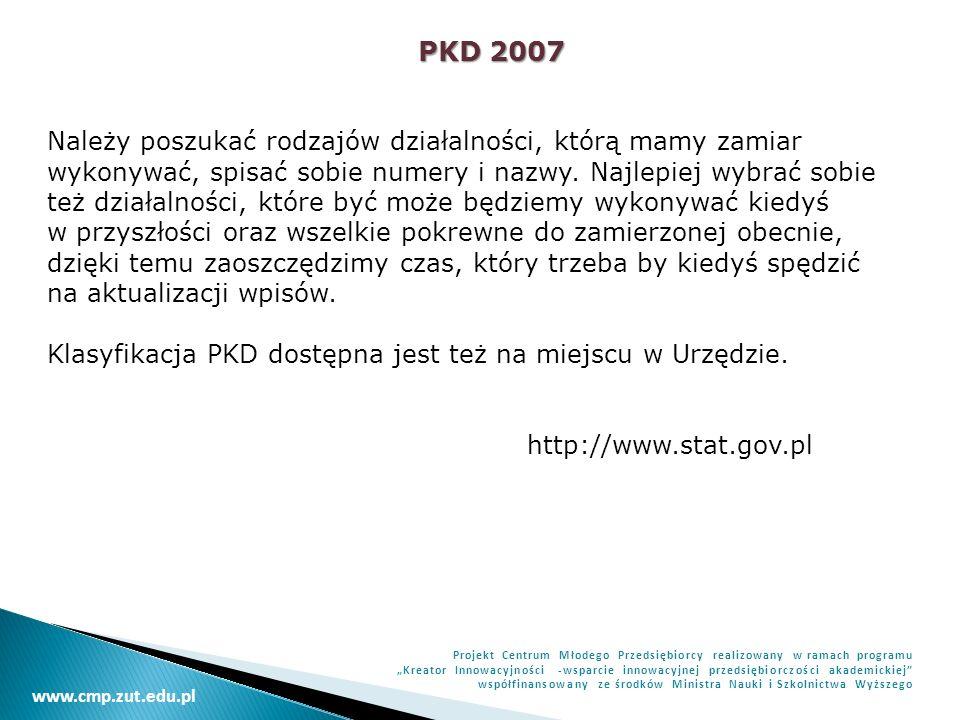 PKD 2007