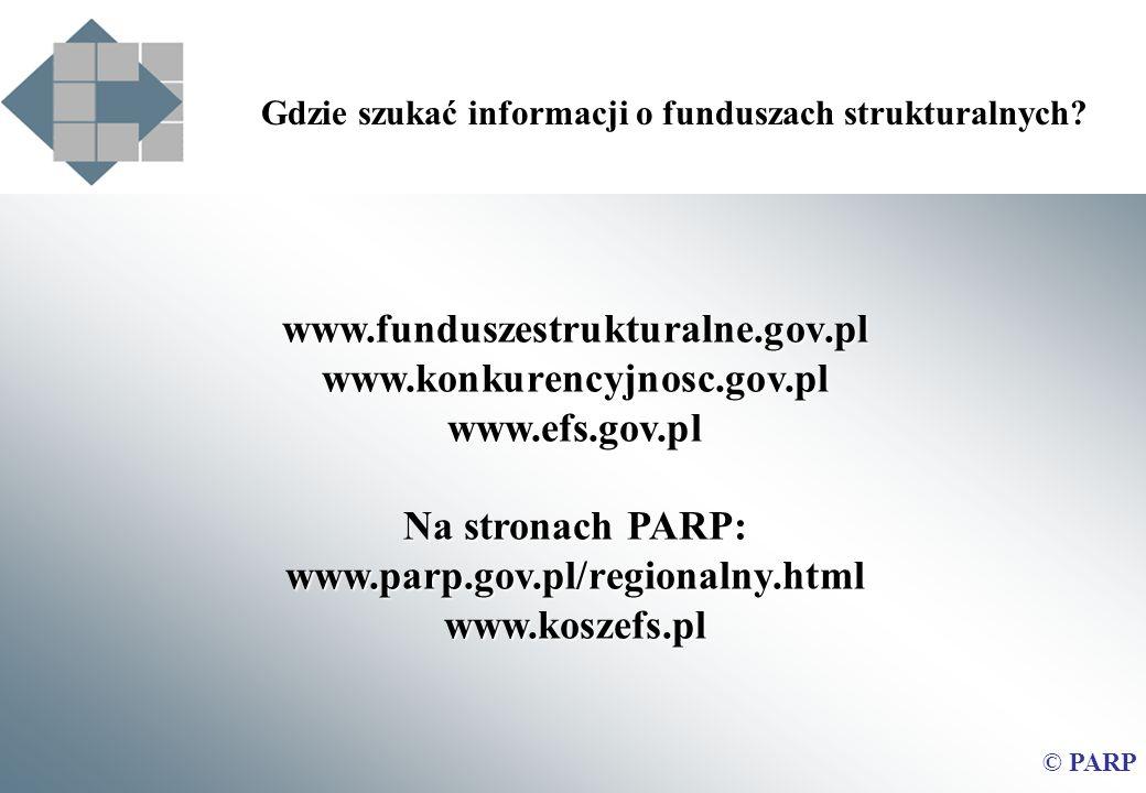 Gdzie szukać informacji o funduszach strukturalnych