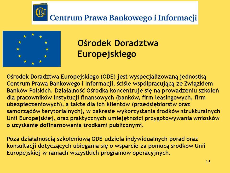 Ośrodek Doradztwa Europejskiego