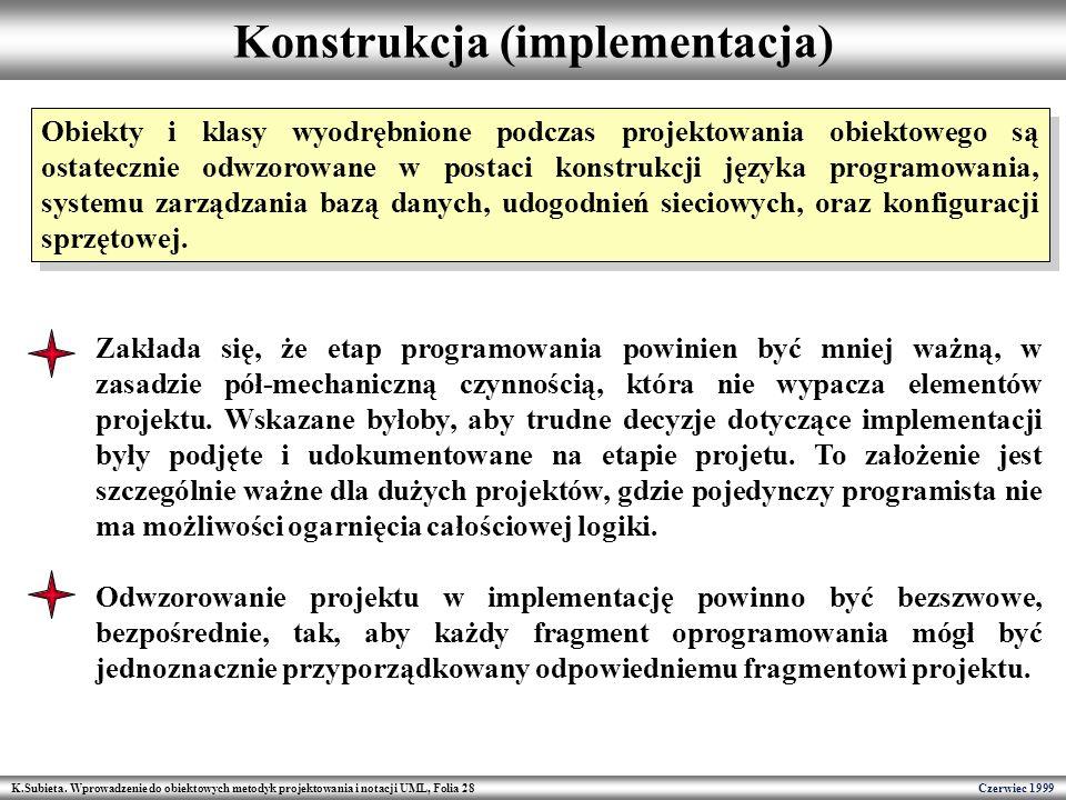 Konstrukcja (implementacja)