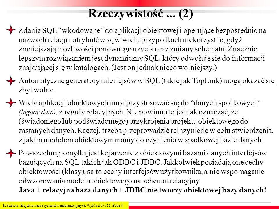 Rzeczywistość ... (2)