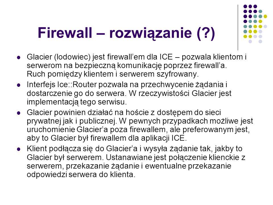 Firewall – rozwiązanie ( )