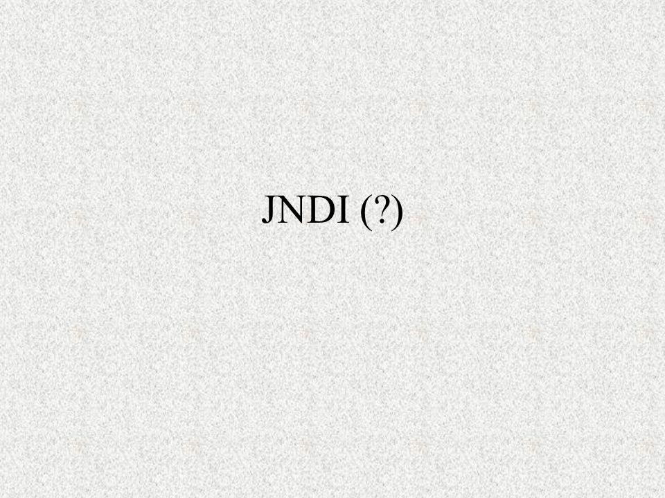 JNDI ( )