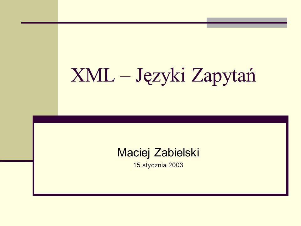 Maciej Zabielski 15 stycznia 2003