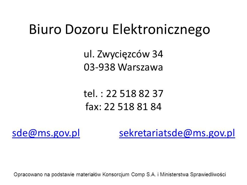 Biuro Dozoru Elektronicznego