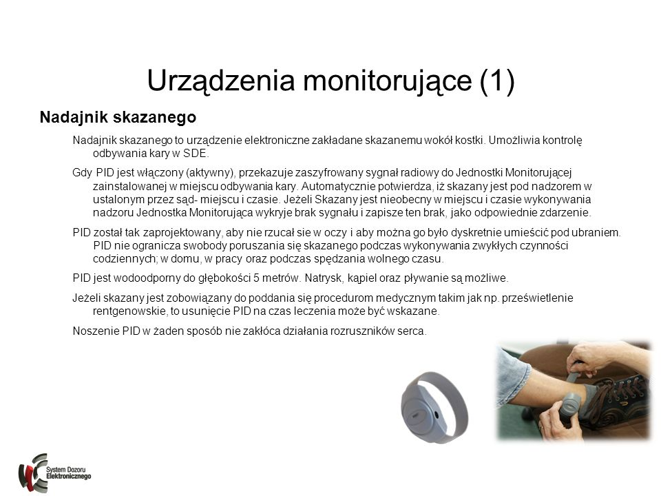 Urządzenia monitorujące (1)
