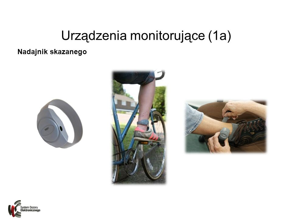 Urządzenia monitorujące (1a)