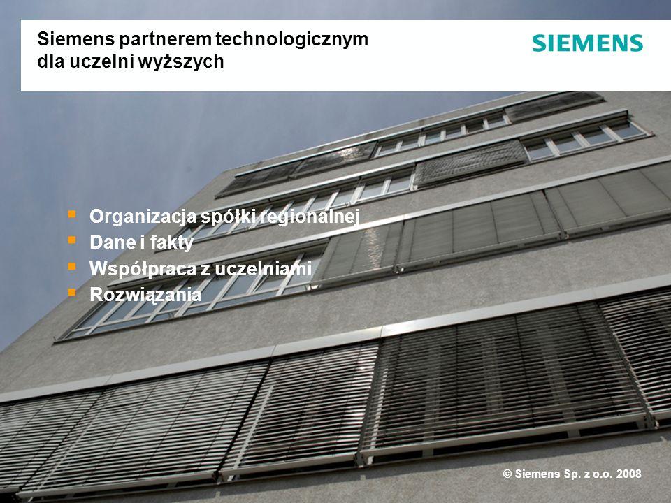 Siemens partnerem technologicznym dla uczelni wyższych