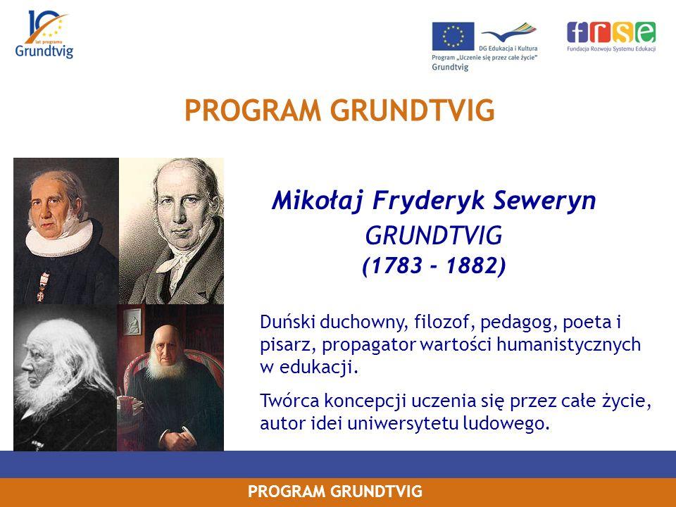 Mikołaj Fryderyk Seweryn GRUNDTVIG (1783 - 1882)
