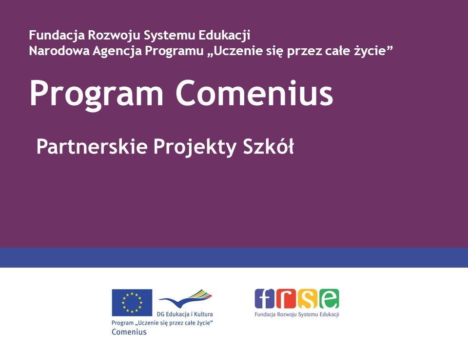 Partnerskie Projekty Szkół