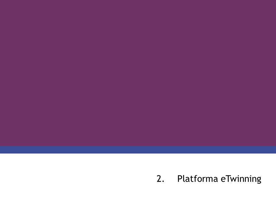 Platforma eTwinning