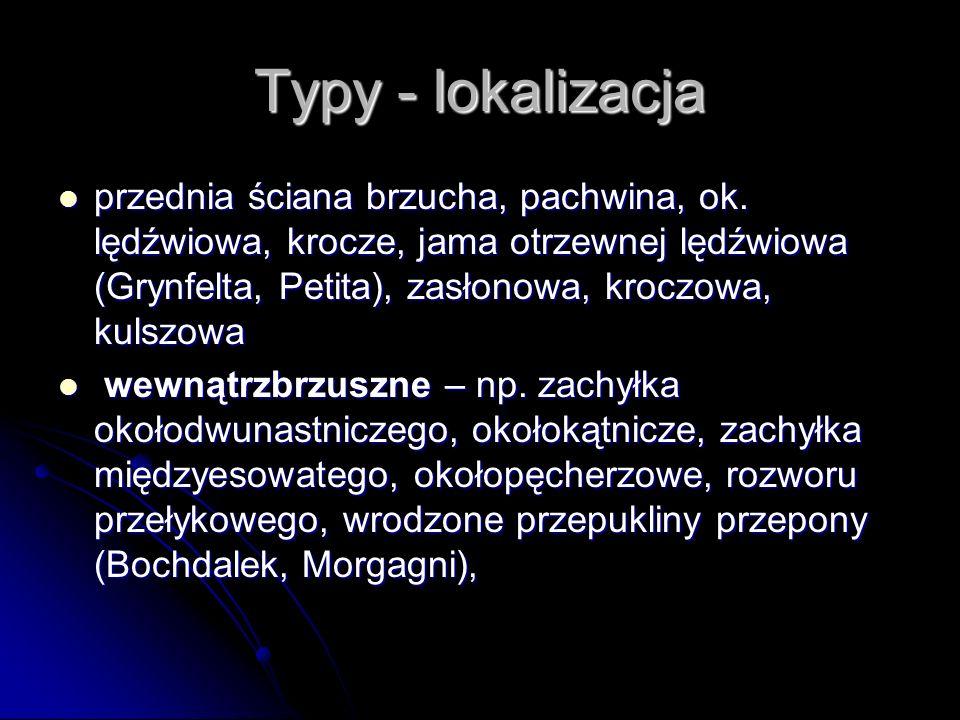 Typy - lokalizacja