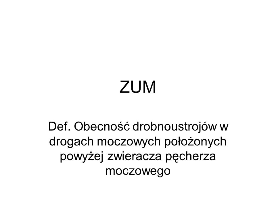 ZUM Def.
